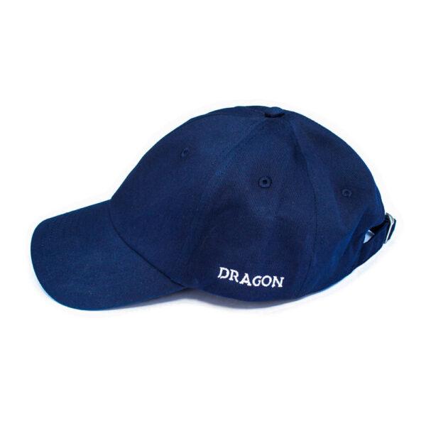 Dragon Cap - Blue